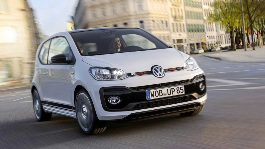 Left-hand drive Volkswagen Up GTI goes on sale in Europe