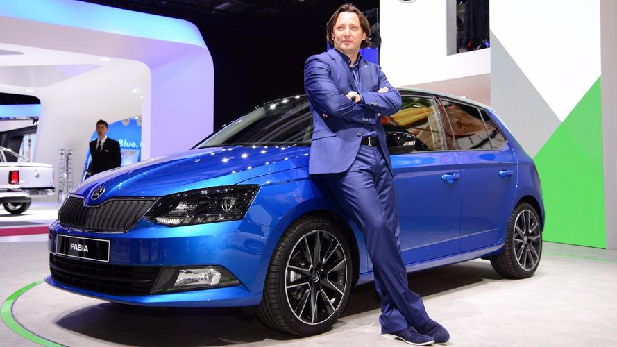 BMW débauche le designer en chef de Škoda