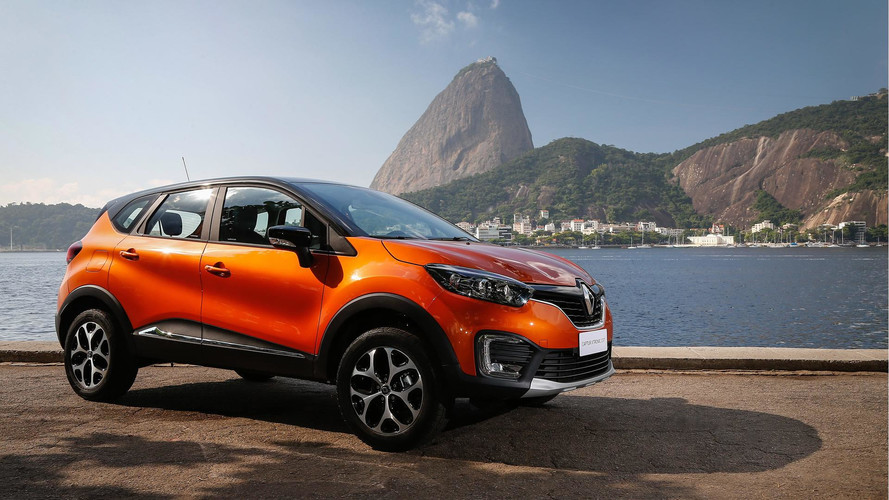 Renault Captur XTronic CVT chega com preços a partir de R$ 84.900