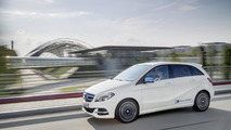 2015 Mercedes-Benz B-Class Electric Drive facelift