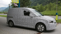 2016 Skoda Roomster spy photo