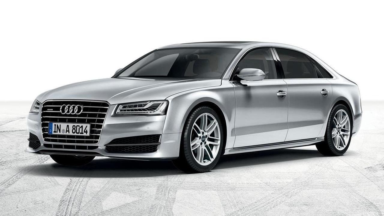 Audi A8 Sport