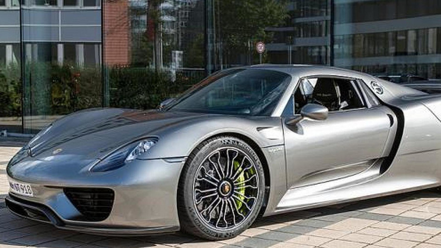 Edo Competition CEO orders three Porsche 918 Spyders, first one delivered and ready for tuning