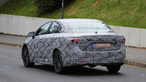 2016 Toyota Avensis spy photo