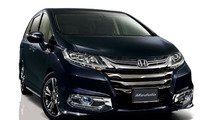 Honda ODYSSEY Genuine Accessories