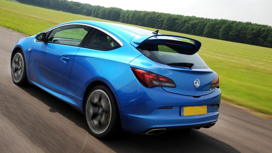 Vauxhall Astra VXR receives two-stage power hike from Superchips