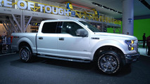 2015 Ford F-150 live in Detroit