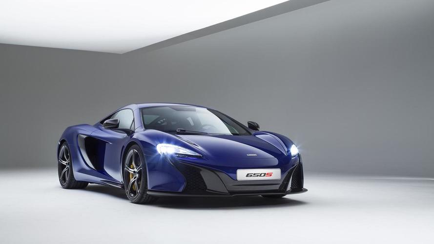 McLaren working on a