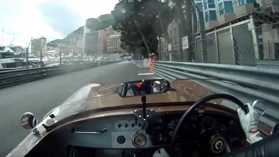 VIDÉO - Un tour de piste en Jaguar C-Type de 1952