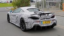 McLaren 600LT Casus Fotoğrafları