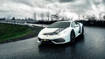 Supercharged Lamborghini Huracan by O.CT Tuning