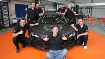 FOLIATEC Team with Audi R8