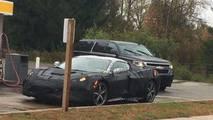 2019 Chevrolet Corvette casus fotoğrafları