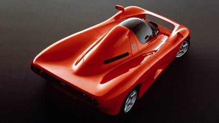 1992 Yamaha OX99-11: Concept We Forgot
