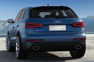 Unveiled: 2012 Audi RS Q3 Concept