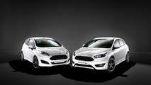 Ford Fiesta ST Line, Focus ST Line