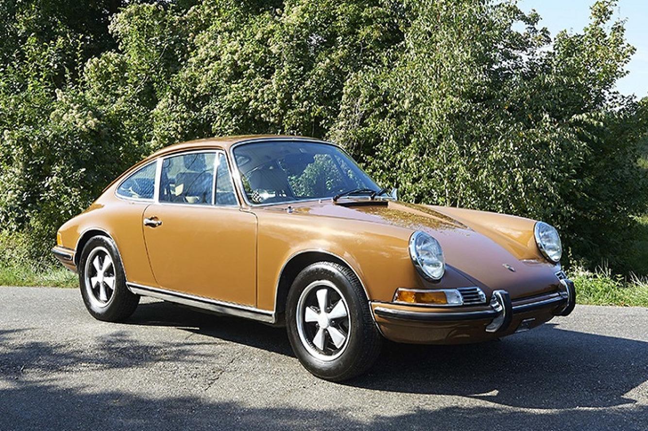 Home gt steve mcqueen porsche paintings - Steve Mcqueen S Personal Porsche 911 From