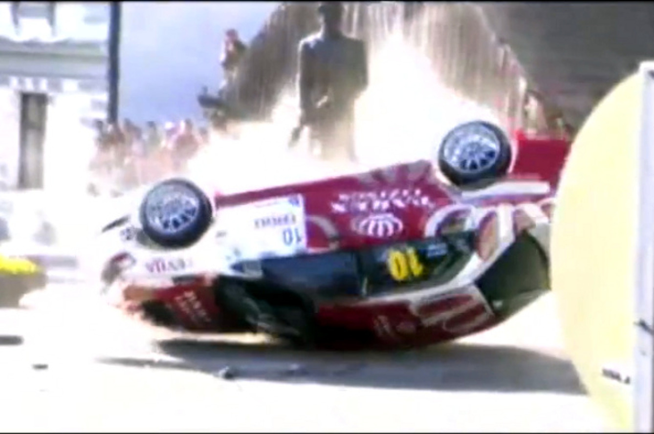 You Will Not Stop Watching Supercar Crash Compilation