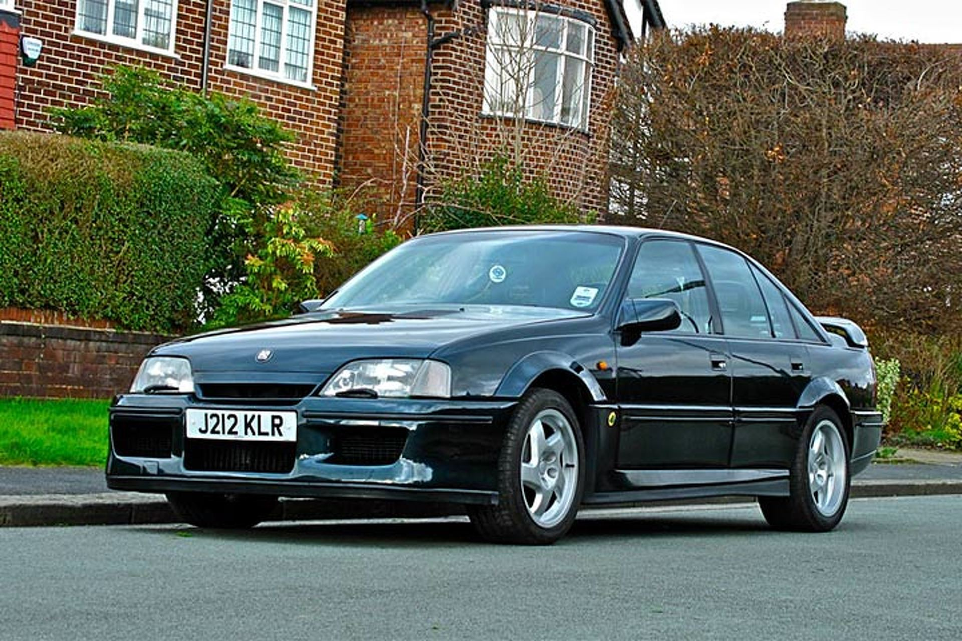 this-lotus-was-once-the-fastest-sedan-in-the-world Breathtaking Lotus Carlton for Sale Uk Cars Trend