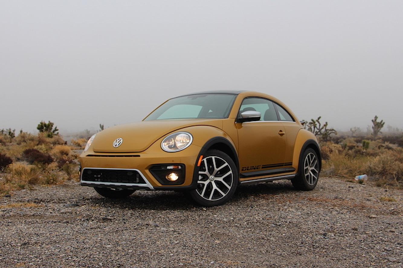 2016 Volkswagen Beetle Dune First Drive