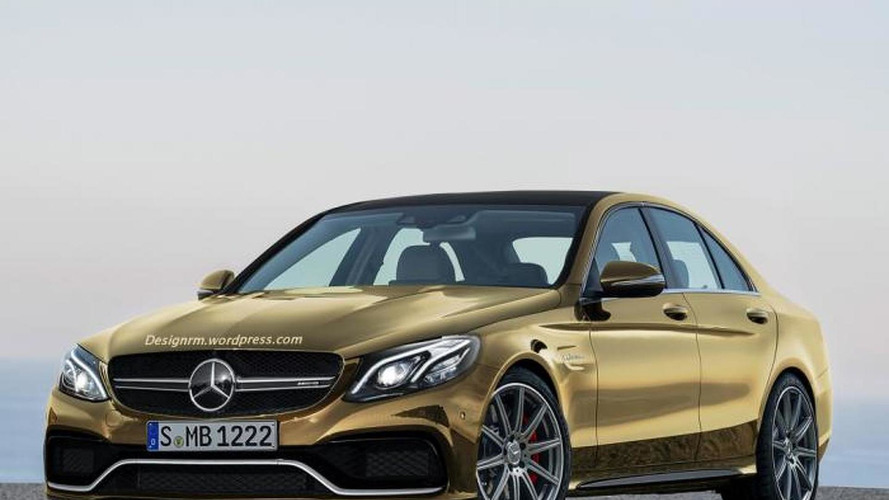 Next generation Mercedes-AMG E63 S rendered