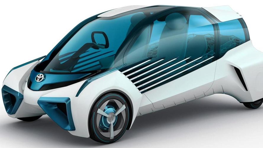 Toyota to introduce futuristic FCV Plus concept in Tokyo