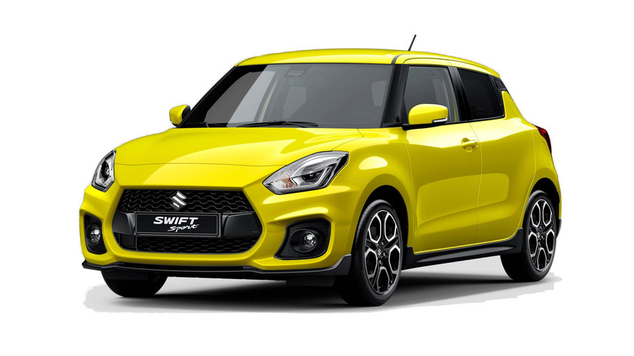 2018 Suzuki Swift Sport Brochure Leaks Online