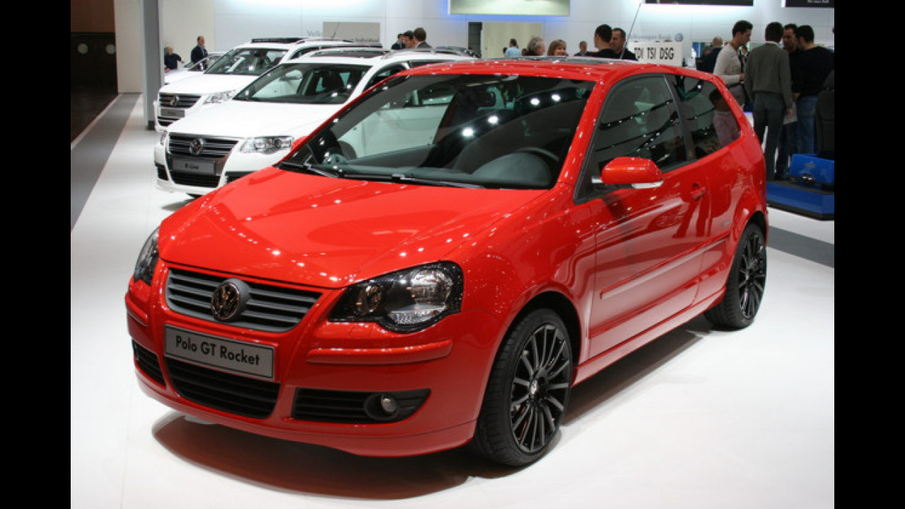 VW Polo GT Rocket