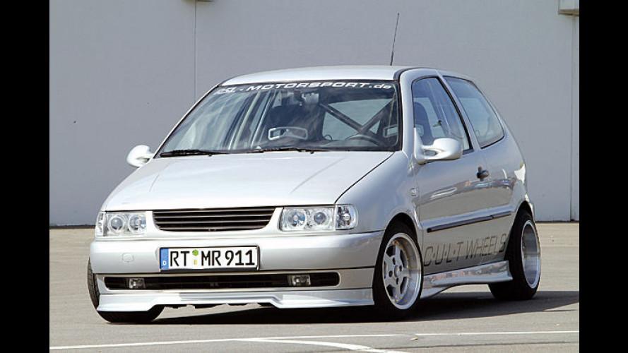 Sportlicher VW Polo: Runderneuerter Zwerg von RSL