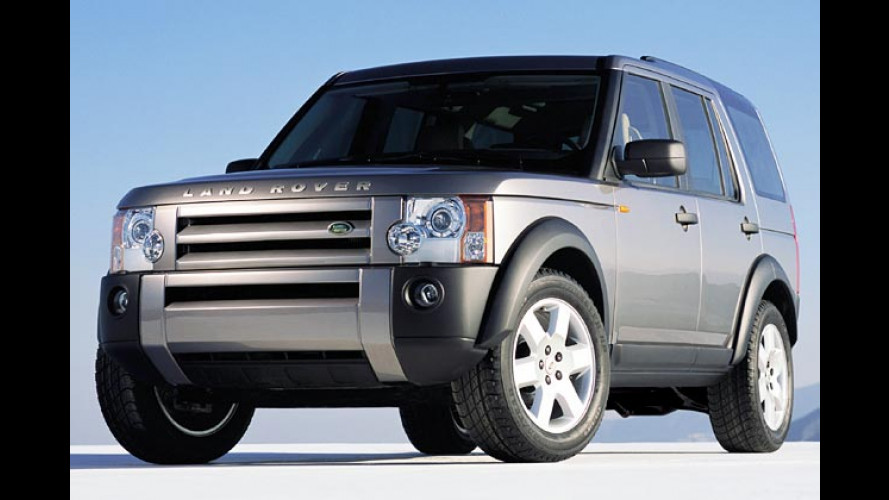 Land Rover Discovery: Die dritte Generation im Range-Look