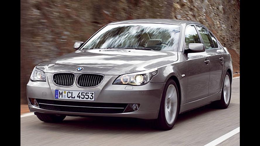 Für mehr Sicherheit: Neue crashaktive Kopfstützen von BMW