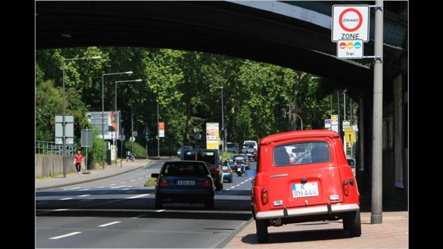 Saubere Sache: Entgiftungskur für Renault-Youngtimer