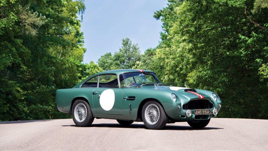 Türünün tek örneği Aston Martin DB4GT açık arttırmaya çıkıyor