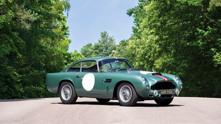 Este Aston Martin único podría costar casi 7 millones de euros