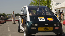 Lina Bio-Composite Car
