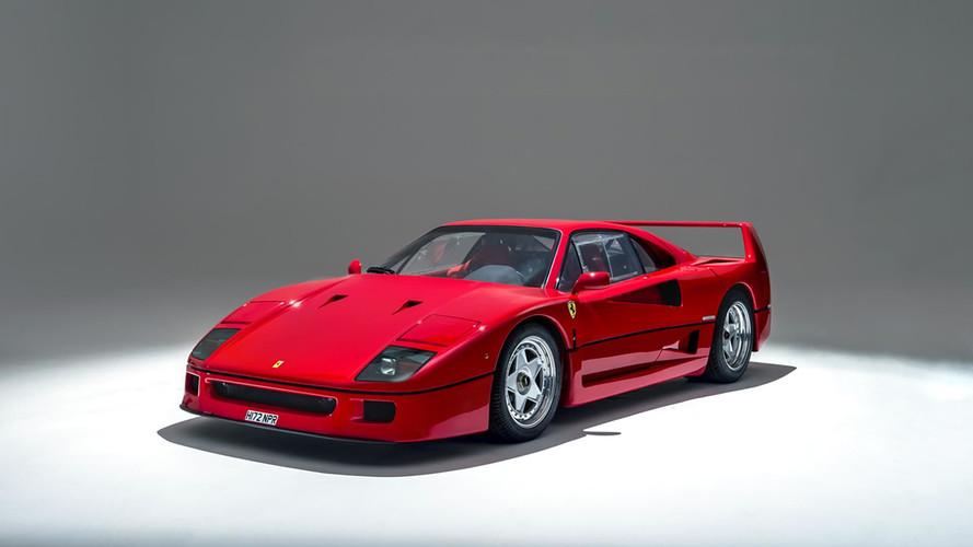 Ferrari F40 - Salon Privé