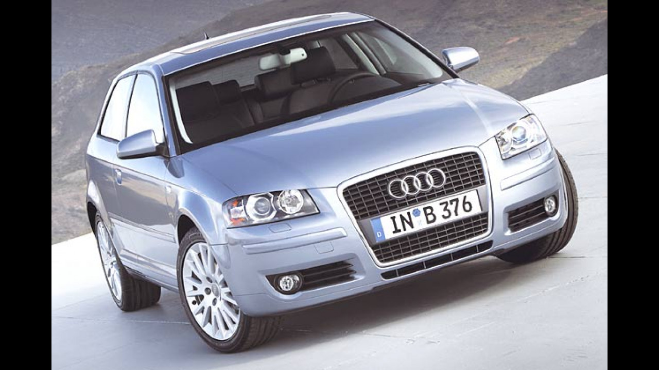 Neuer Motor im Audi A3