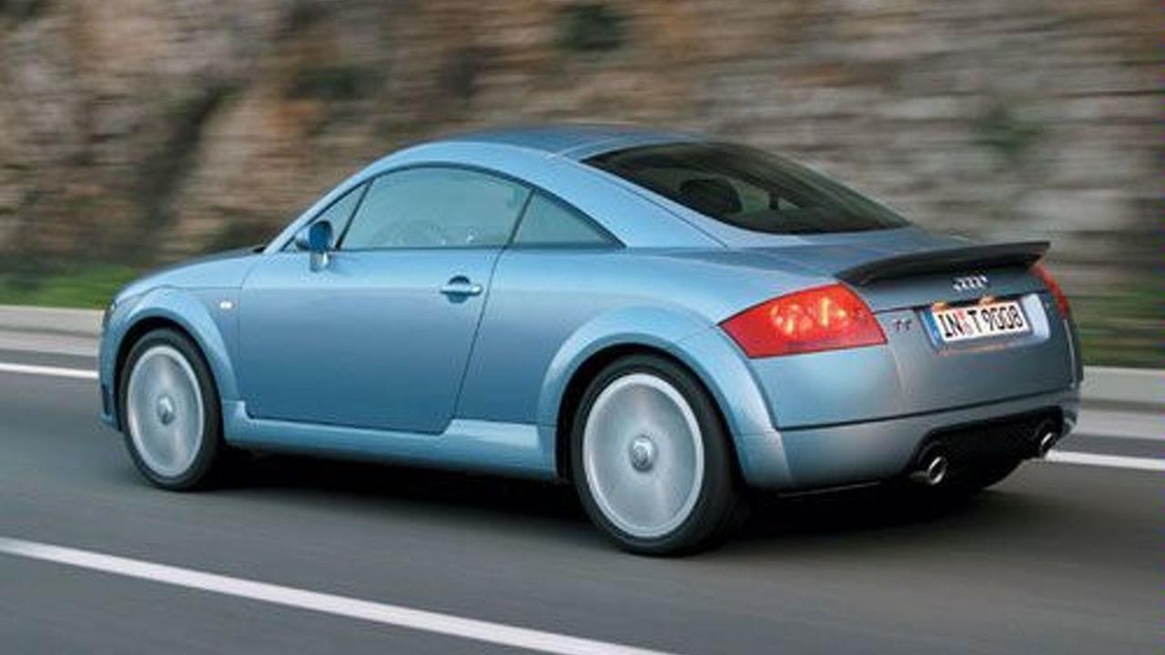 Audi TT Coupe 3.2