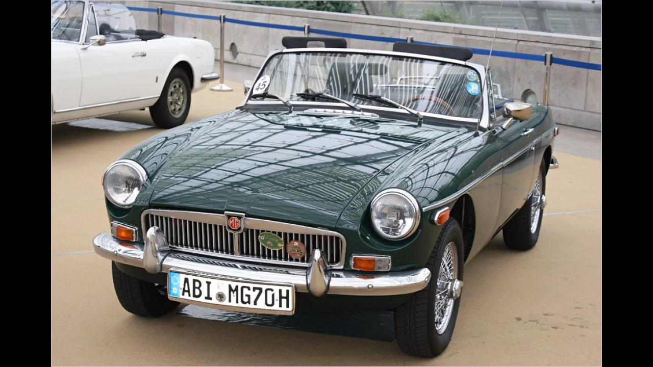 MG B (1970)
