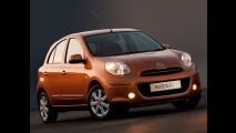 Nissan confirma que próxima geração do March terá design