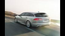Oficial: Jaguar revela primeiros detalhes da XF Sportbreake