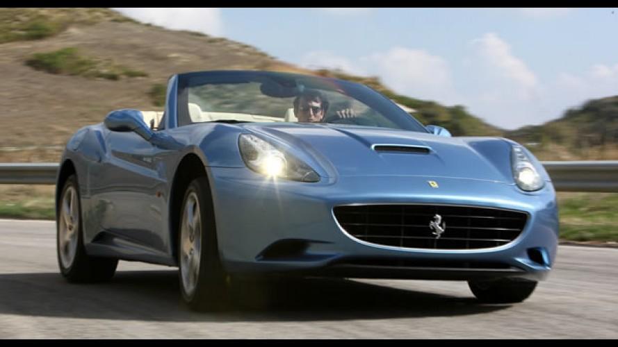 Ferrari California ecológica estará no Salão de Paris