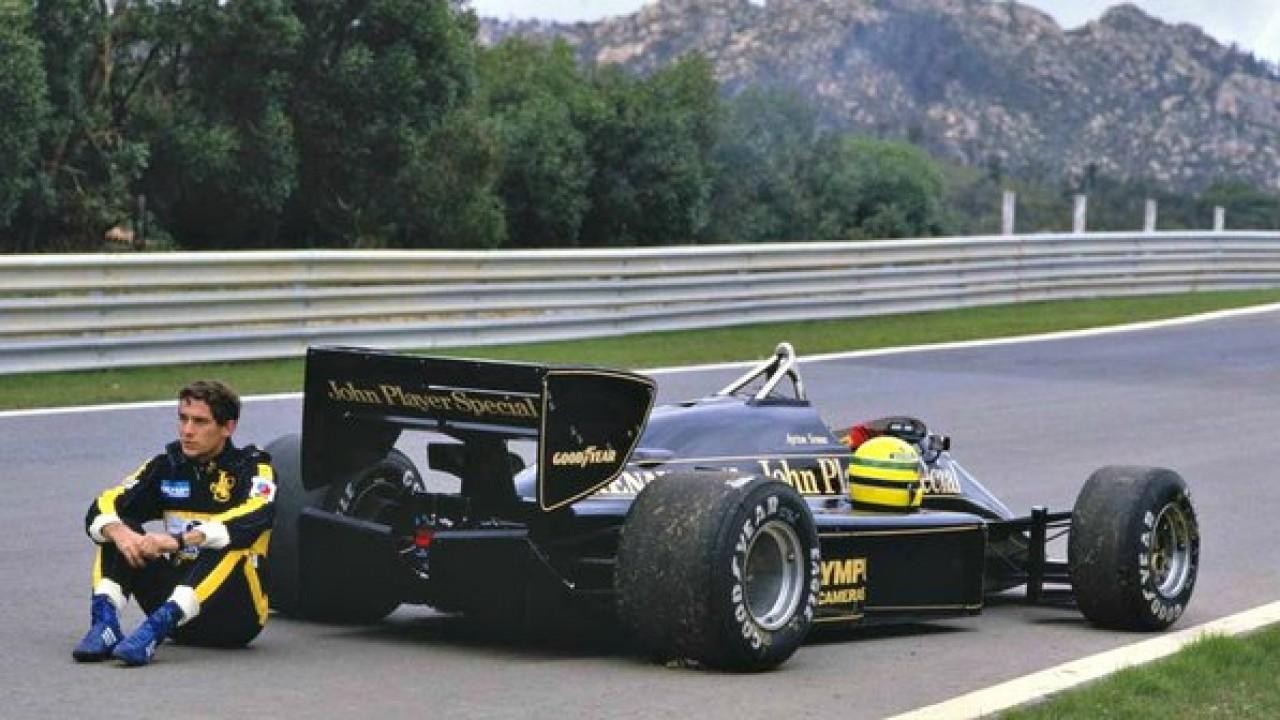 Vídeo: piloto bate Lotus de Ayrton Senna em Goodwood