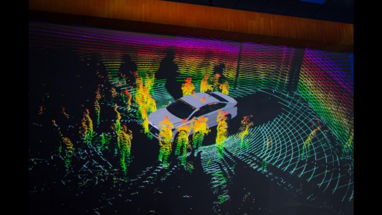 Vídeo: Ford mostra Fusion que anda sem o motorista