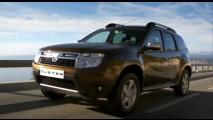 Dacia divulga vídeo onde mostra o novo utilitário Duster em ação