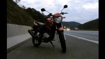 Garagem MOTO #2: semana da Fazer 150 tem cidade e esticada na estrada