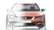SEAT Leon Cross Sport teaser