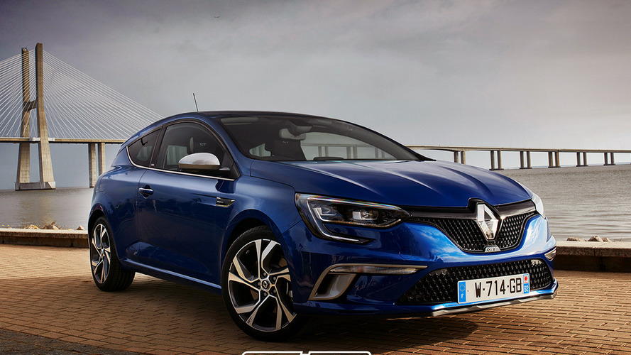 Renault Megane GT is sexy coupe in digital world