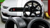 Shelby GT350R Mustang carbon fiber wheels costs about $30,000