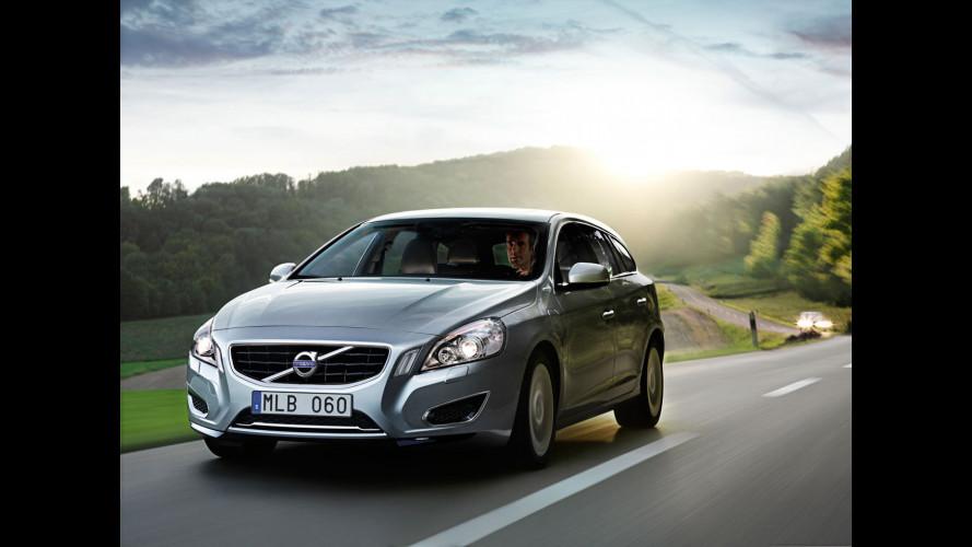 Volvo V60 Plug-in Hybrid: nel 2012 da 57.000 euro